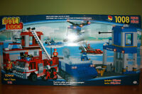 Brand New In Box  ***100% Compatible With Lego