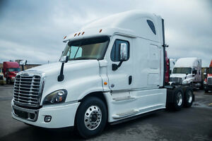 Freightliner Cascadia 125 (2018) Classic