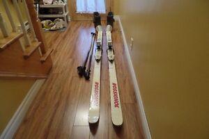 Rossingnol Alpine Skis Sport 650 - 185s
