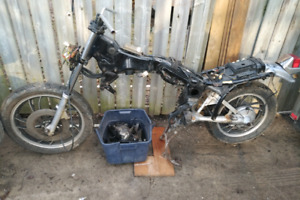 1981-83 Yamaha Virago xv750 Parts