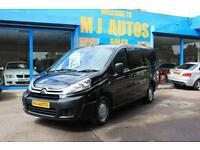 2012 12 CITROEN DISPATCH 2.0 1200 L2H1 ENTERPRISE HDI 1D 126 BHP DIESEL