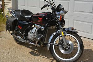 '76 GL 1000 K1 Touring, Safetied