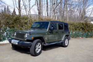2015 Jeep Wrangler Sahara Unlimited VUS
