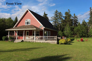 Beautiful PEI Cottage Near Cavendish