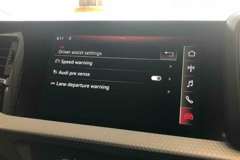 2019 Audi A1 Sportback S line 35 TFSI 150 PS 6-speed Petrol white Manual |  in Liverpool, Merseyside | Gumtree