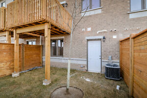 Brand new construction condo townhome - chicopee area Kitchener / Waterloo Kitchener Area image 3
