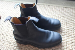 New Blundstones - Sz 6.5 Aus - Black - Leather Lined  $200 OBO
