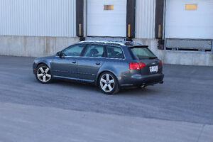 2008 Audi A4 S-line Familiale