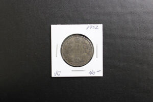 Canada 1902 50 Cent Coin