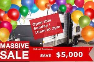 EOFYS - Caravan / RV / Pop Top Clearance Now On -Save Thousands Midland Swan Area Preview