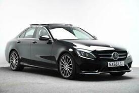 image for 2015 Mercedes-Benz C-CLASS 2.1 C300 H AMG LINE PREMIUM PLUS 4d 204 BHP Saloon Au