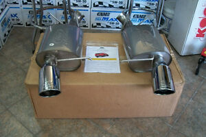 FORD MUSTANG GT  Racing  Exhaust Muffler Kit 2011+