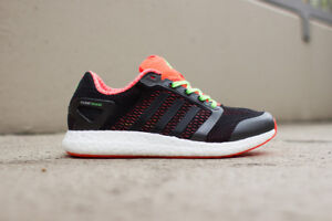 ADIDAS ROCKET BOOST INFRARED CLIMACHILL SIZE 8.5