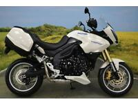 Triumph Tiger 1050 ABS** Service History, Panniers, Crash Bungs, ABS