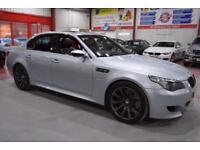 2006 06 BMW 5 SERIES 5.0 M5 4D AUTO 501 BHP