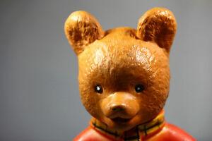 Rupert The Bear TV memorabilia/collectable plastic 1960-70s bear Kingston Kingston Area image 3
