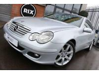 2007 57 MERCEDES-BENZ C-CLASS 2.1 C200 CDI SE SPORTS 3D 121 BHP DIESEL