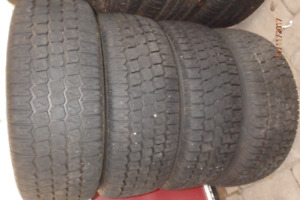 winter king p215/60R15 avec roue gm