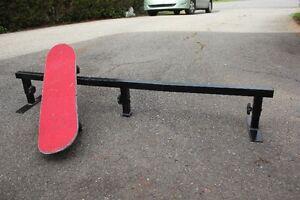 Grind Rail - skateboard