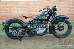 WANTED: 1938 HD knucklehead - Any Shape