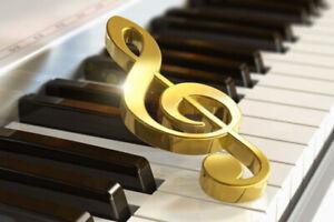 COURS DE  PIANO  ( BROSSARD )