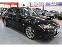 2012 62 SUBARU IMPREZA 2.5 WRX STI TYPE -UK AWD 4D 296 BHP