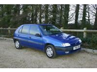 LITTLE CHEAPIE Citroen Saxo 1.4i VSX only done 66000 Miles MOT till 15/8/2017
