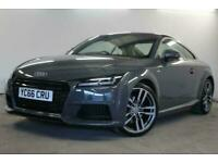 2016 Audi TT 1.8T FSI S Line 2dr Coupe Coupe Petrol Manual