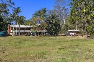 Beautiful North Arm horse house and land for sale North Arm Noosa Area Preview