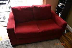 Two Love Seats and One Couch