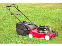 Lawnmower wanted