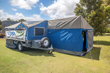 CampTRAX Camper Trailer 12ft - SELLING 2014 STOCK Greenwood Joondalup Area Preview