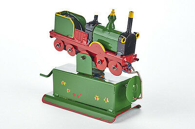Lot 170110 Tucher Blech Original (Tucher u. Walther) T 001 Lokomotive Adler