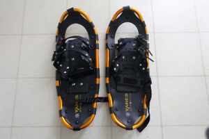 Pair of Snowshoes will accommodate up to 120lbs