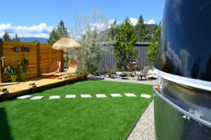 Glamping in and Airstream at the Poolside Retreat