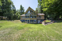 Beautiful Waterfront Bungaloft in Picton Area