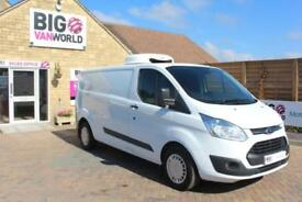 2015 FORD TRANSIT CUSTOM 330 TDCI 125 L2 H1 TREND LWB LOW ROOF FRIDGE INSULATED/