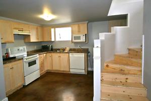 August 1st - Spacious Basement Apartment, Central Halifax!