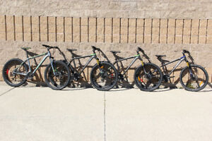 Your source for NEW 2018 Mountain Bikes