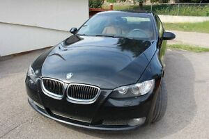 2009 BMW 335 x-drive coupe.