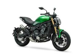 Benelli 752S Naked Sports Motorcycle 750cc Motorbike