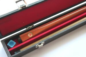 Dufferrin Pool Cue & Hard Shell Case 16 oz. (VIEW OTHER ADS)