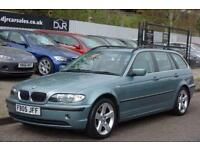 2005 05 BMW 3 SERIES 3.0 330D SE TOURING 5D AUTO 202 BHP DIESEL