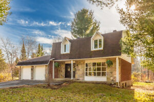 Great 5 bedroom family home in Saddlebrook, St-Lazare!