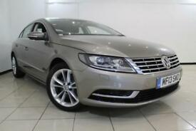 2013 13 VOLKSWAGEN CC 2.0 TDI BLUEMOTION TECHNOLOGY 4DR 138 BHP DIESEL