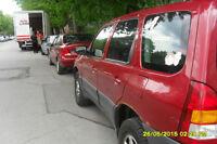 2003 Mazda Tribute tissu Autre