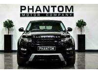 2015 Land Rover Range Rover Evoque 2.2 SD4 Dynamic Lux AWD 5dr SUV Diesel Automa