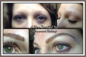 Professional Trained Permanent Makeup Artist for Microblading!