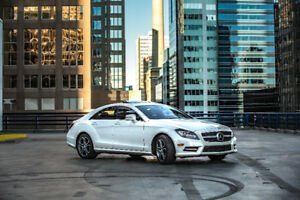 2013 Mercedes-Benz CLS 550 - AMG Package