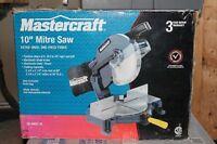 Mastercraft 10 inch Mitre Saw